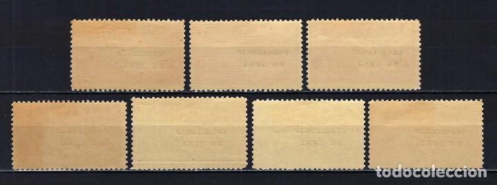 Sellos: 1941 España Ifni Edifil especializado 15H/15P de la Cierva correo aéreo -MNH** Nuevo sin fijasellos - Foto 2 - 208254393