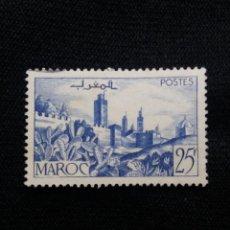 Sellos: MARRUECOS MAROC,25F, AÑO 1955.. Lote 208965720