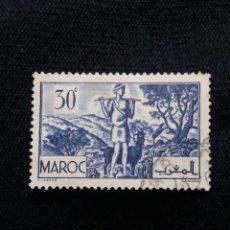 Sellos: MARRUECOS MAROC,30C, AÑO 1945.. Lote 208965840