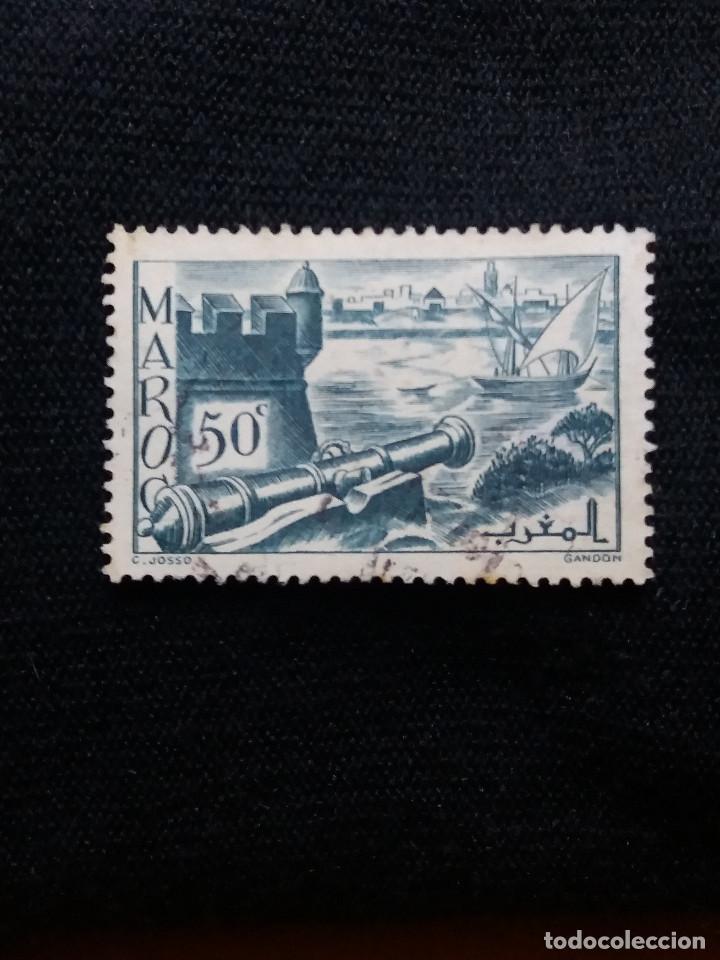 MARRUECOS MAROC, 50C, AÑO 1945. (Sellos - España - Colonias Españolas y Dependencias - África - Marruecos)