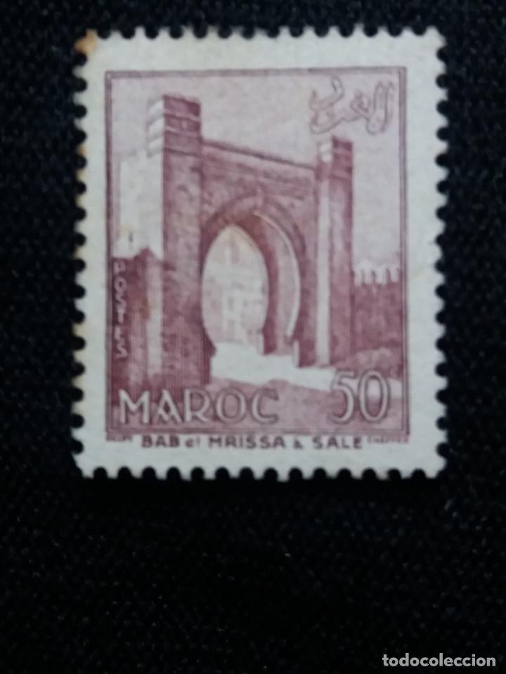 MARRUECOS MAROC, 50C, AÑO 1955. (Sellos - España - Colonias Españolas y Dependencias - África - Marruecos)