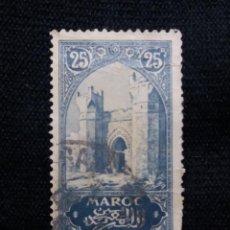 Sellos: MARRUECOS MAROC, 25C, AÑO 1923.. Lote 208969078