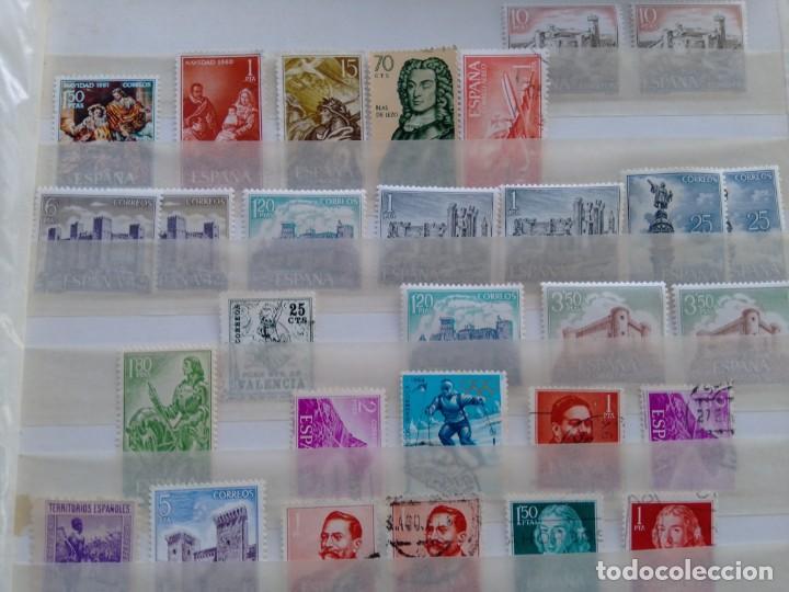 Sellos: Lote 57 sellos España y colonias en África y América - Foto 3 - 209876750