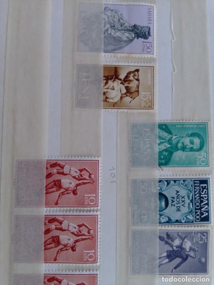 Sellos: Lote 57 sellos España y colonias en África y América - Foto 6 - 209876750