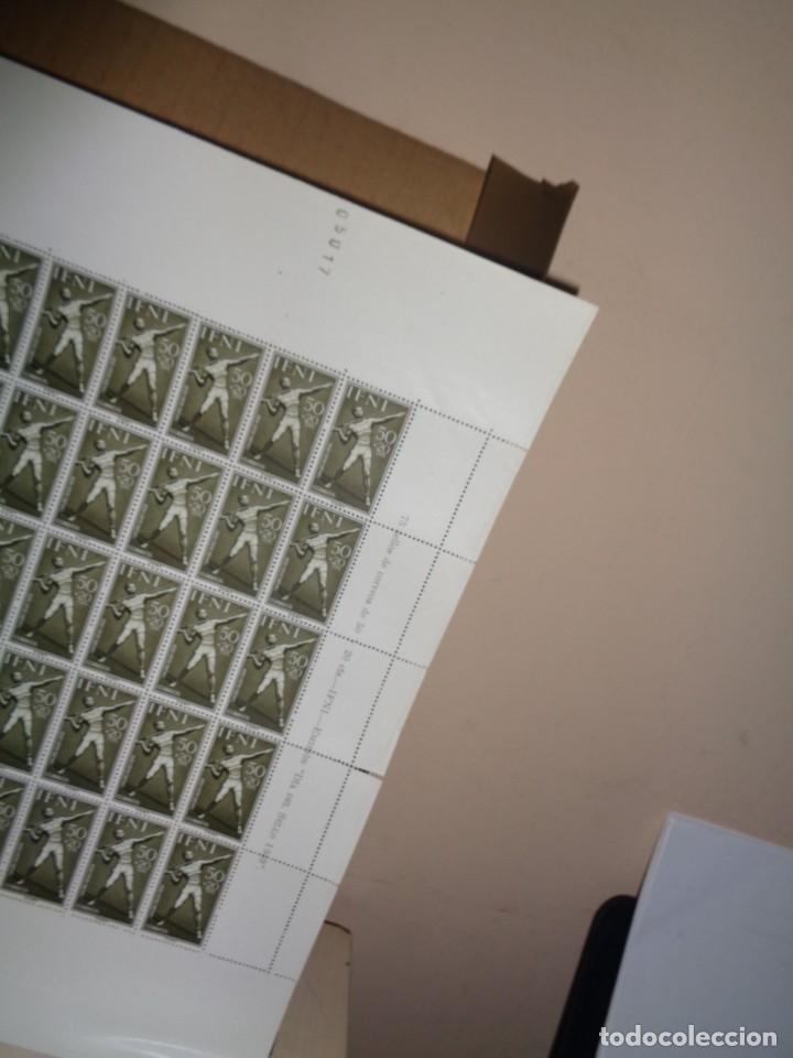 Sellos: 75 SELLOS DE CORREOS DE 50 CTS----IFNI---EMISION --DIA DEL SELLO 1959- SIN USAR - Foto 2 - 209902827
