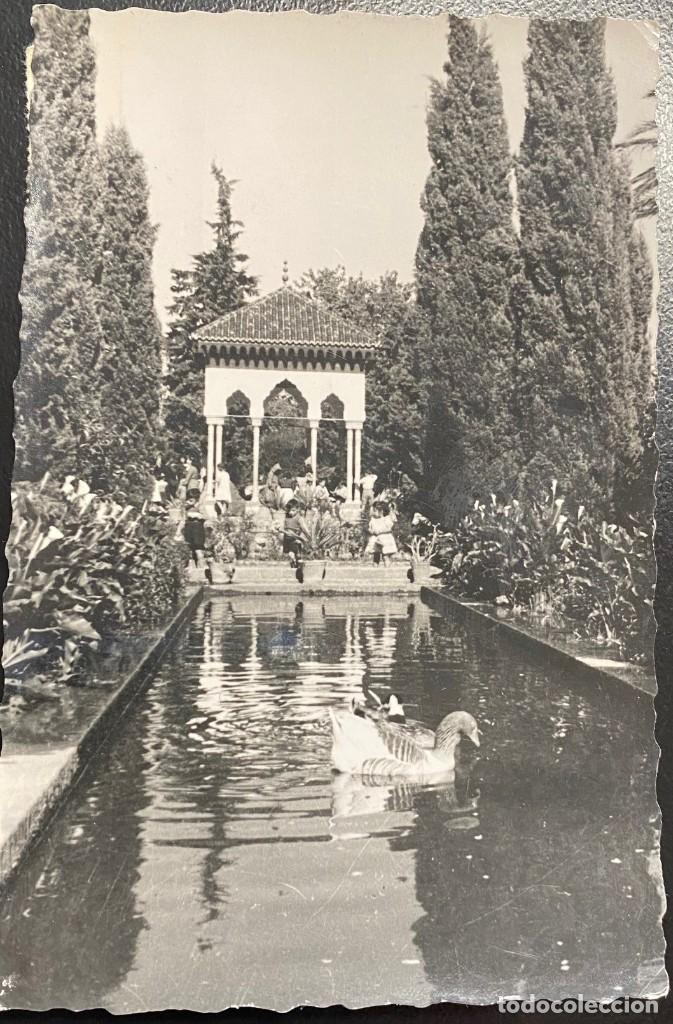 Sellos: MARRUECOS, TARJETA POSTAL CIRCULADA EN EL AÑO1956 - Foto 2 - 210273940