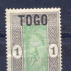 Sellos: TOGO, YVERT TELLIER 101. Lote 210519705