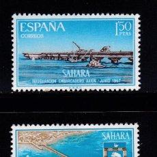 Sellos: SAHARA ED260/61 NUEVO ** MNH COLONIAS ESPAÑOLAS. Lote 212227063