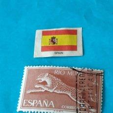 Sellos: ESPAÑA RÍO MUNI D. Lote 213083176