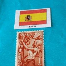 Sellos: ESPAÑA FERNANDO POO C. Lote 213086321