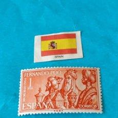 Sellos: ESPAÑA FERNANDO POO D. Lote 213086451