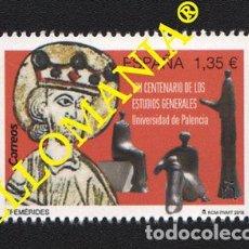 Sellos: 2018 UNIVERSIDAD DE PALENCIA CENTENARIO ESTUDIOS GENERALES EDIFIL 5241 ** MNH SPAIN TC21964. Lote 262022425
