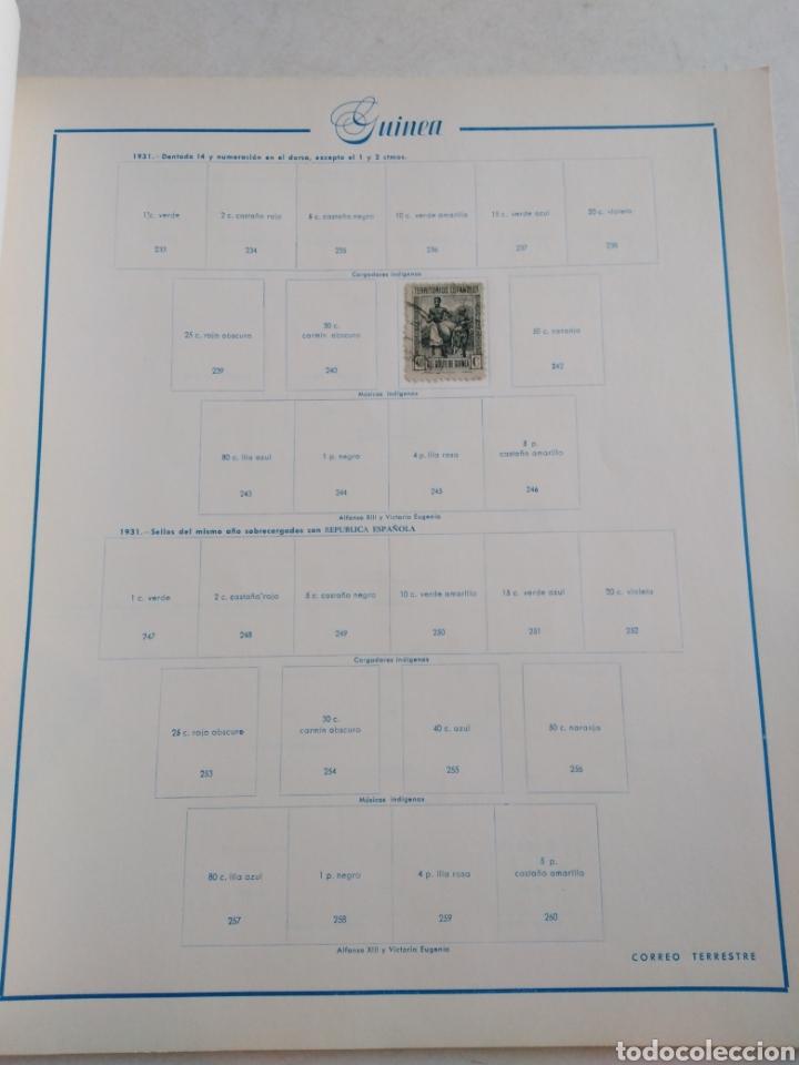 Sellos: Colección de sellos de correo ( 88 sellos en total trae el álbum ) - Foto 6 - 214555237