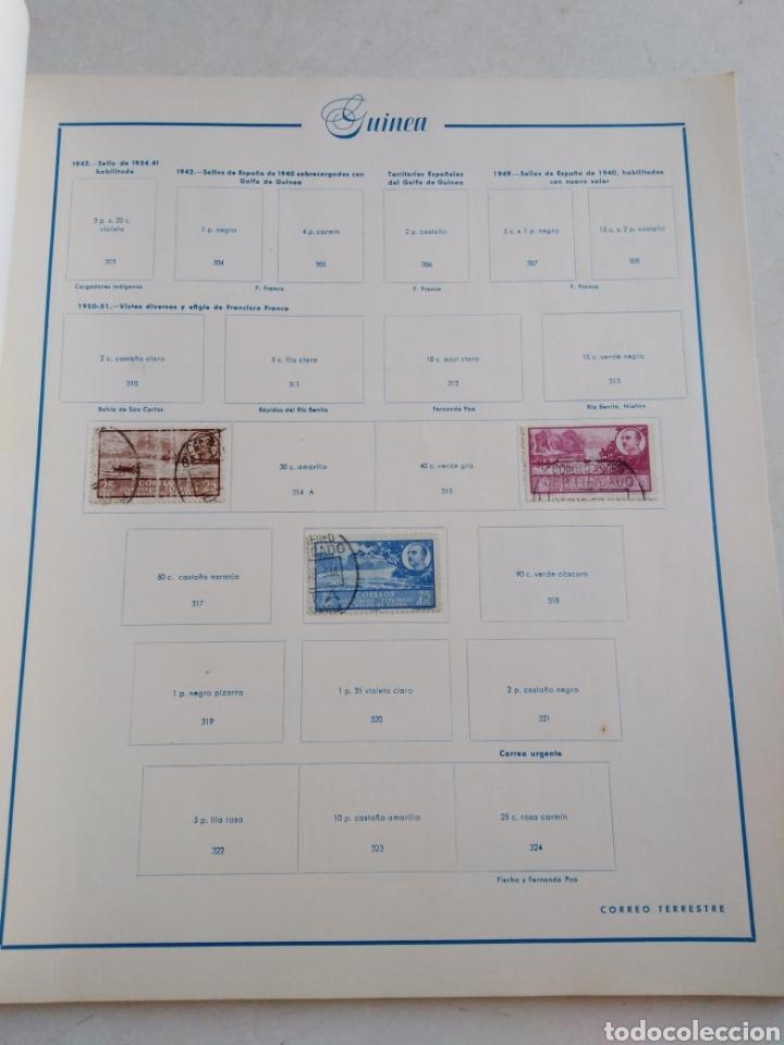 Sellos: Colección de sellos de correo ( 88 sellos en total trae el álbum ) - Foto 7 - 214555237