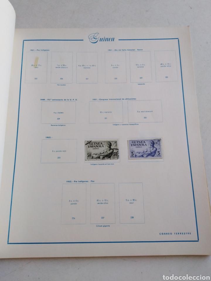 Sellos: Colección de sellos de correo ( 88 sellos en total trae el álbum ) - Foto 8 - 214555237
