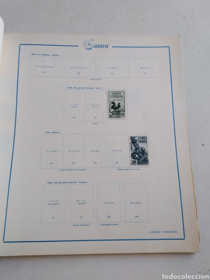 Sellos: Colección de sellos de correo ( 88 sellos en total trae el álbum ) - Foto 9 - 214555237