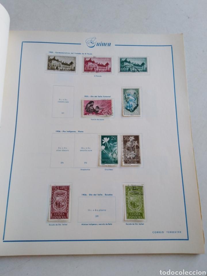 Sellos: Colección de sellos de correo ( 88 sellos en total trae el álbum ) - Foto 11 - 214555237