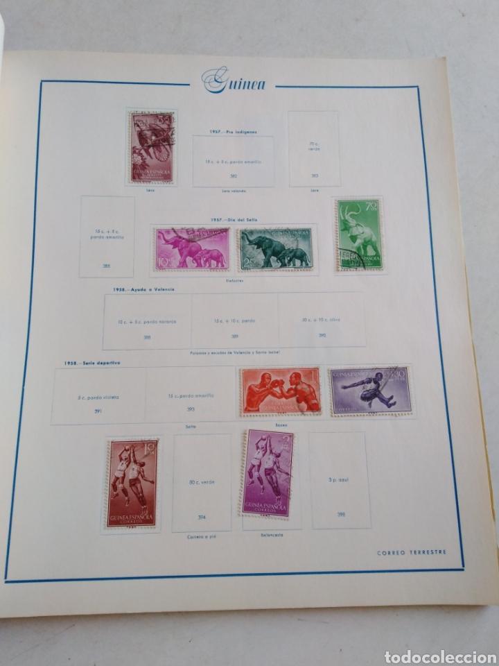 Sellos: Colección de sellos de correo ( 88 sellos en total trae el álbum ) - Foto 12 - 214555237
