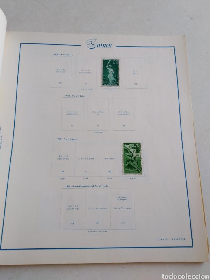 Sellos: Colección de sellos de correo ( 88 sellos en total trae el álbum ) - Foto 13 - 214555237