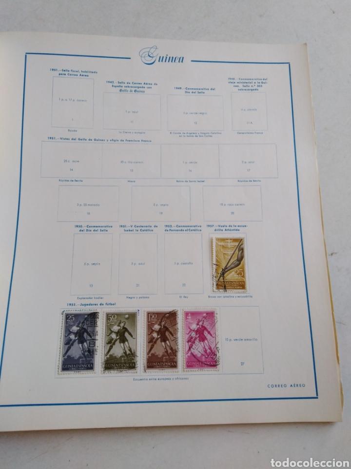 Sellos: Colección de sellos de correo ( 88 sellos en total trae el álbum ) - Foto 14 - 214555237