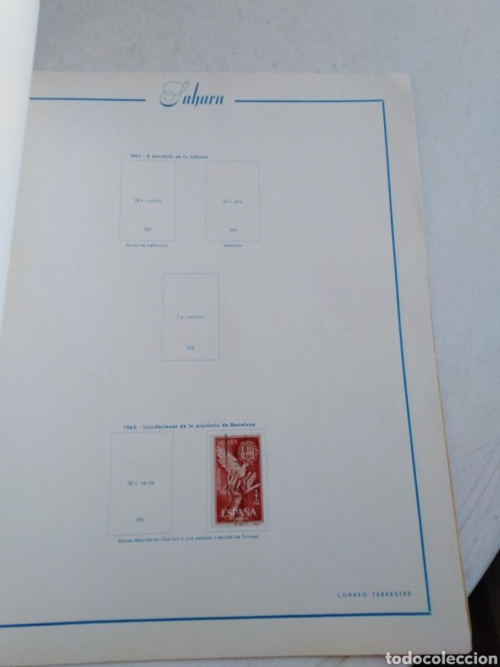 Sellos: Colección de sellos de correo ( 88 sellos en total trae el álbum ) - Foto 20 - 214555237