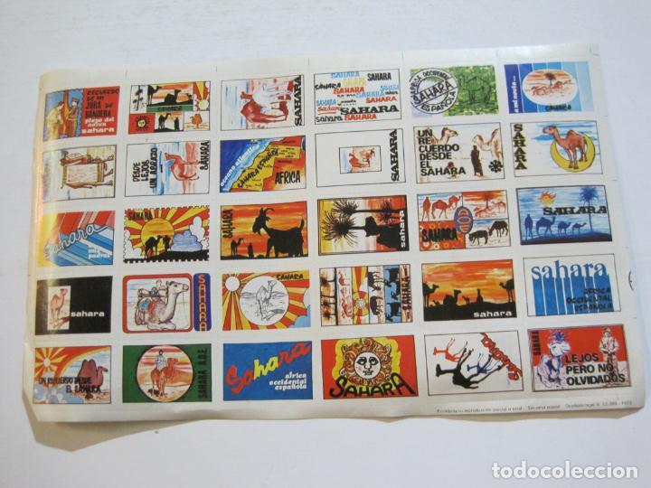 Sellos: LAMINA CON 30 VIÑETAS DEL SAHARA ESPAÑOL-AÑO 1973-VER FOTOS-(V-22.109) - Foto 2 - 215961473