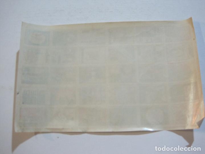 Sellos: LAMINA CON 30 VIÑETAS DEL SAHARA ESPAÑOL-AÑO 1973-VER FOTOS-(V-22.109) - Foto 6 - 215961473