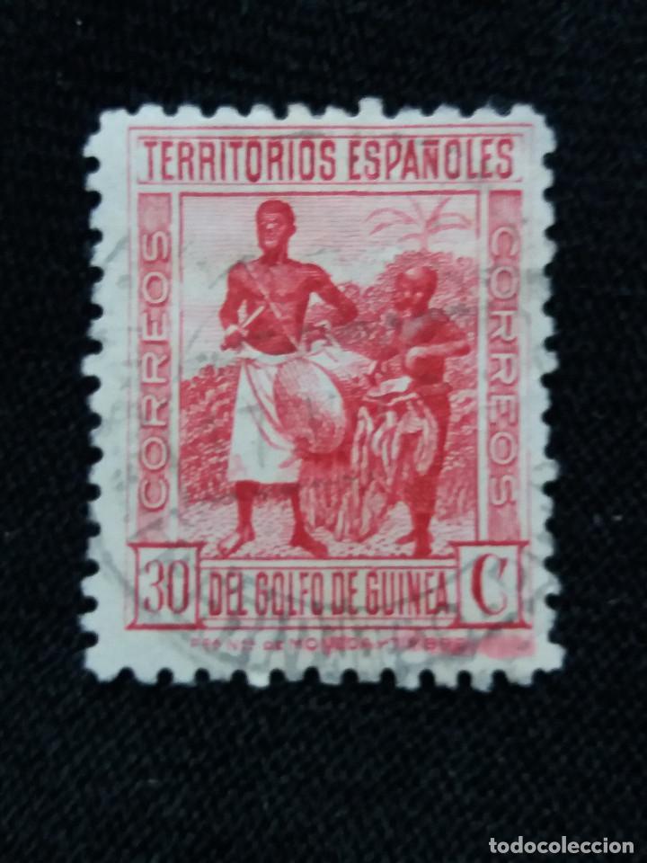 ESPAÑA COLONIAS, GOLFO D GUINEA, 30 CTS, AÑO,1931. (Sellos - España - Colonias Españolas y Dependencias - África - Guinea)
