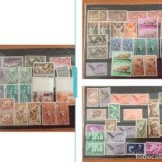 Sellos: LOTE DE 77 SELLOS NUEVOS DE LAS COLONIAS IFNI. VER FOTOS. Lote 218710611
