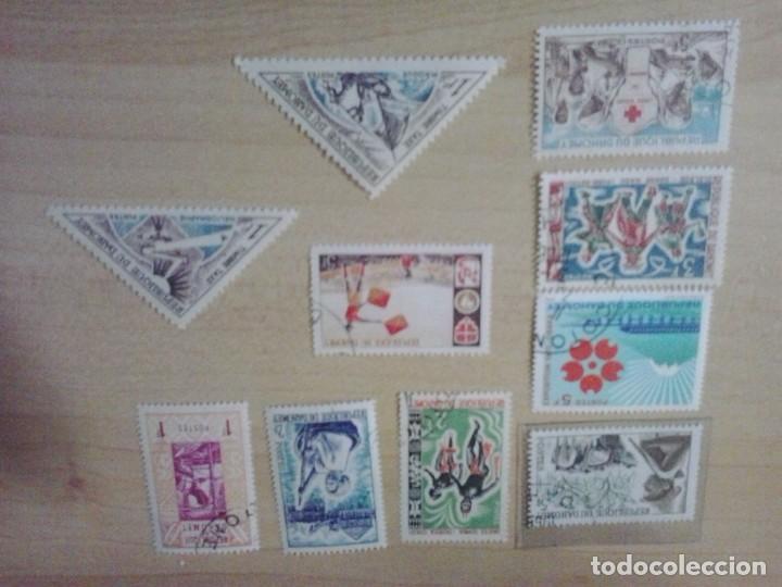 Sellos: SELLOS DE LA REPUBLICA DAHOMEY - Foto 2 - 219038378