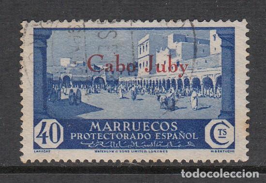 CABO JUBY - 40 CTMS. NUM 65 USADO (Sellos - España - Colonias Españolas y Dependencias - África - Cabo Juby)