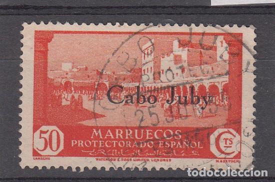 CABO JUBY - 50 CTMS. NUM 66 USADO (Sellos - España - Colonias Españolas y Dependencias - África - Cabo Juby)