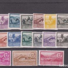 Sellos: AFRICA OCCIDENTAL 1950 - SELLOS NUMS. 3 A 19 NUEVOS SIN FIJASELLOS. Lote 221379185