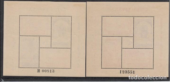 Sellos: MARRUECOS 1937 - HB NUMS- 167-168 NUEVAS UNA DE ELLAS CON UN MUY PEQUEÑA SEÑAL DE FIJASELLOS - Foto 2 - 221380005