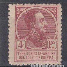 Sellos: 1919 GUINEA ESPAÑOLA NUM 139 NUEVO CON FIJASELLOS. Lote 221473725