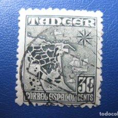 Sellos: -TANGER, 1948, EDIFIL 157. Lote 221760467