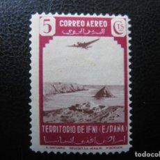 Sellos: ++IFNI, 1943, EDIFIL 28. Lote 221944911