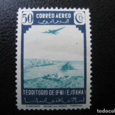 Sellos: ++IFNI, 1943, EDIFIL 30. Lote 221945607