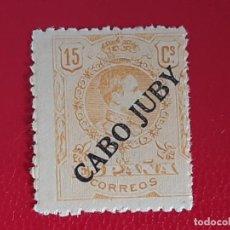 Sellos: SELLO CABO JUBY EDIFIL 9 NUEVO. Lote 222112297