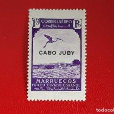 Sellos: SELLO CABO JUBY EDIFIL 109 NUEVO. Lote 222114291