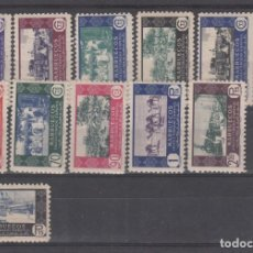 Sellos: MARRUECOS -1948 COMERCIO NUMS 280 A 290 NUEVOS SIN FIJASELLOS. Lote 222150126