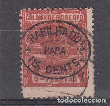 RIO DE ORO NUM 64 USADO (Sellos - España - Colonias Españolas y Dependencias - África - Río de Oro)