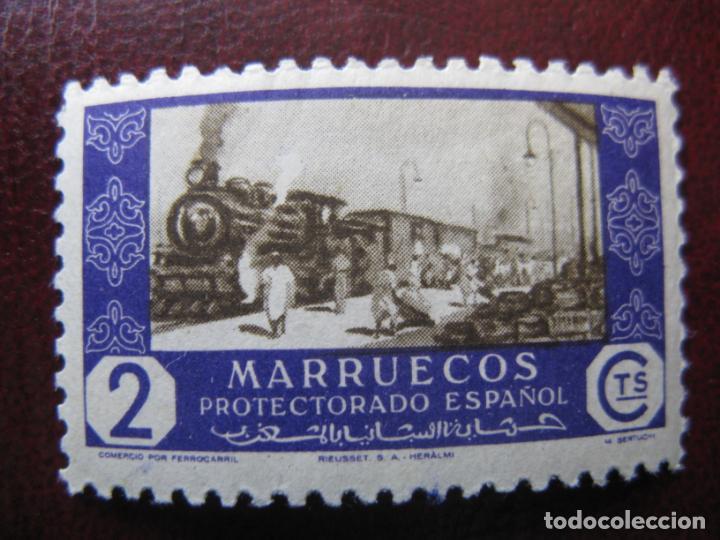 ++MARRUECOS ESPAÑOL, 1948,COMERCIO,EDIFIL 280 (Sellos - España - Colonias Españolas y Dependencias - África - Marruecos)