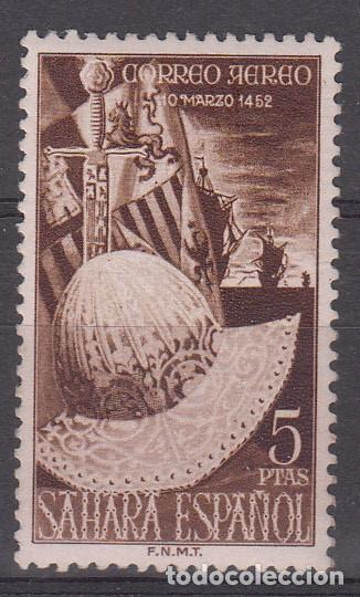 SAHARA ESPAÑOL - NUM. 97 NUEVO SIN FIJASELLOS (Sellos - España - Colonias Españolas y Dependencias - África - Río de Oro)