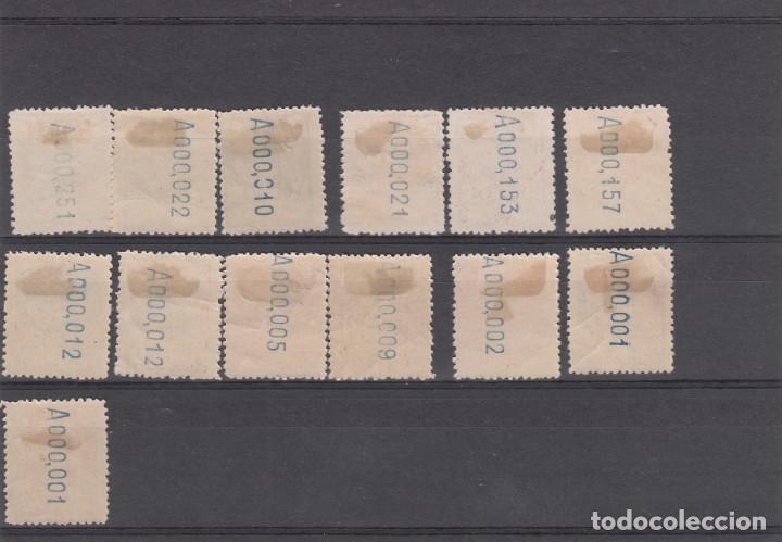 Sellos: LA AGUERA - NUMS. 14 A 26 NUEVOS CON FIJASELLOS - Foto 2 - 222375591