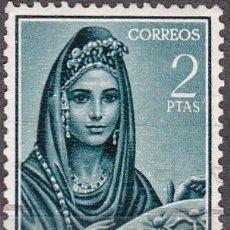 Timbres: 1964 - SAHARA - MUSICOS INDIGENAS - EDIFIL 233. Lote 222548987