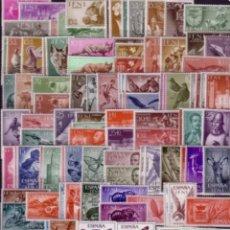 Sellos: ESPAÑA IFNI 1955-1968 AÑOS COMPLETOS EDIFIL 122/238 - NUEVOS SIN CHARNELA MNH. Lote 237338205