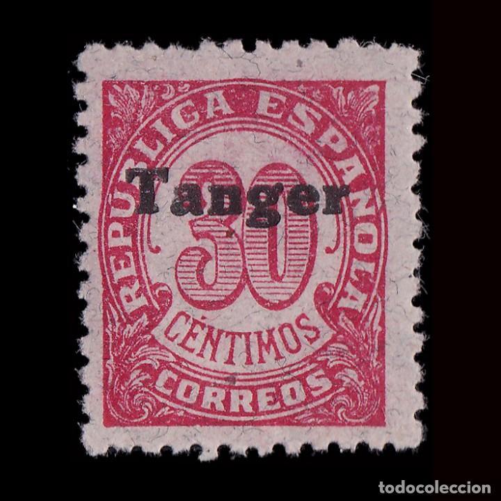 TANGER 1939.SELLOS ESPAÑA.HABILITADO.30C.MNH.EDIFIL 119 (Sellos - España - Colonias Españolas y Dependencias - África - Tanger)