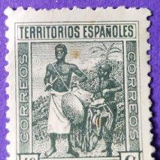 Sellos: SELLO TERRITORIOS ESPAÑOLES GOLFO DE GUINEA 1841. Lote 227057185