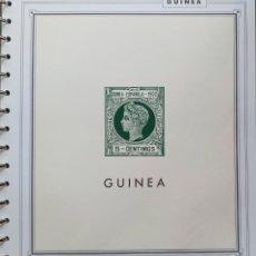 Sellos: GUINEA - AÑOS 1951 AL 1959 EDIFIL Nº 305 AL 397 NUEVOS ** - TODO ESTA EN LAS 10 FOTOS. Lote 227655450